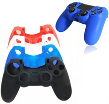2015 New Silicone Skin Cover Case Protection Skin For SONY Playstation 4 PS4 Dualshock 4 Controller