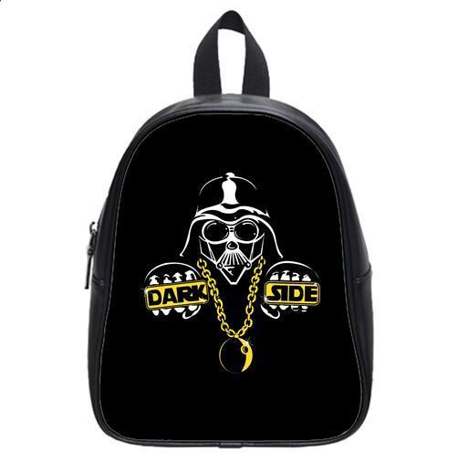 Fashion custom Star Wars Movie Black women/menTravel backbag student/ teenagers/school Bag outdoor Free shipping(China (Mainland))