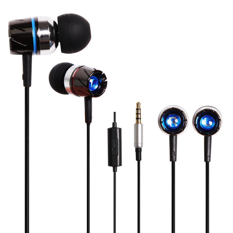 Наушники для мобильных телефонов 3,5 /, hifi earpods iphone4/5/6 Samsung MP3/4 HST-35