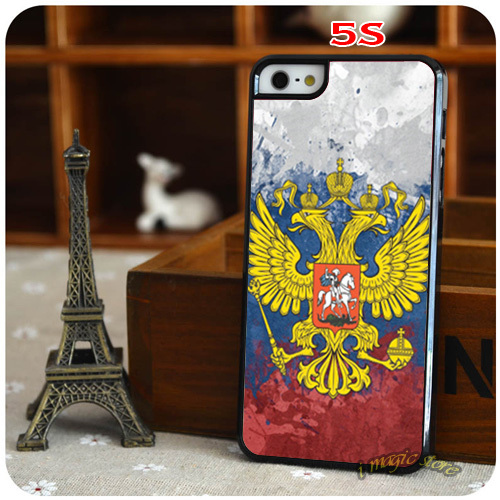 Popular Classic Vintage Russia Flag Unique Design Hard Plastic Back Cell Phone Case for Apple iPhone 4 4s 5 5s 5c 6 6Plus(China (Mainland))
