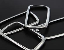 2013 Mitsubishi ASX ABS Chrome trim handle bowl bowl decoration box ring for Mitsubishi ASX auto