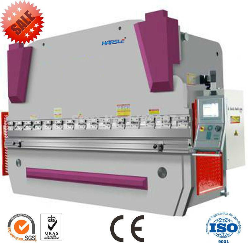Hydraulic sheet metal folding machines/WC67Y-3000*6000/iron folding machine(China (Mainland))