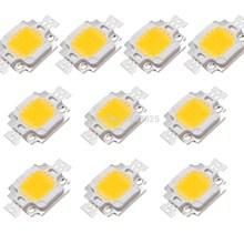 Schiff von uns! Neue 10 stück 12v 10w geführt reinweiß high-power 1100lm led-lampe smd-chips glühbirne diy(China (Mainland))