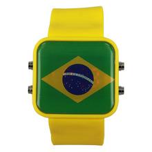 2015 Men s sport fashion LED digital Watches relogio masculino male clock men jewelry girl dress