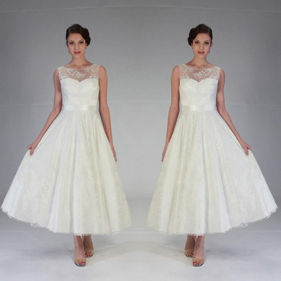 Vestidos de novia Pin Up Style