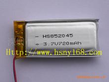 Вашингтон полимер питания аккумулятор аккумулятор для 852,045 косметический отопление литиевая батарея тестер
