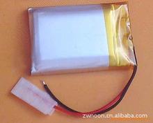 Производители питания литий-полимерный аккумулятор PL603443 850 803040-емкость литиевых батарей