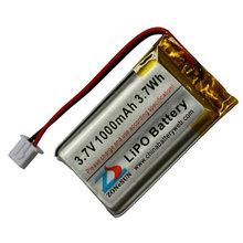 Шун 1000 мАч 3.7 В литий-полимерная батарея 702847 беспроводной телефон GPS MP3