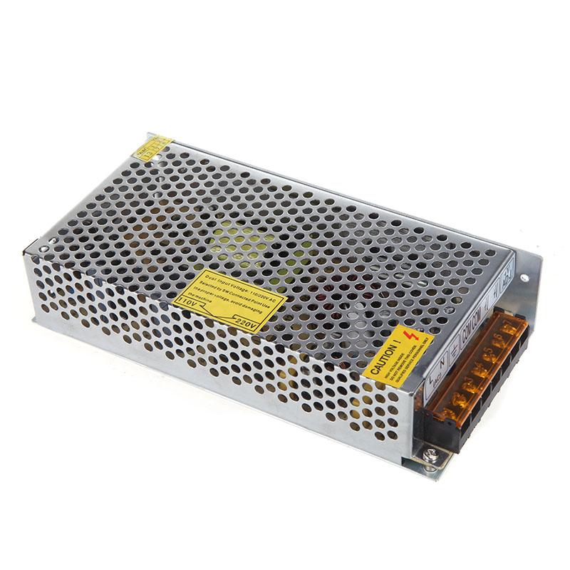 Convert AC 110V/220V to DC 12V Voltage Transformer 12.5A 150W for Led Strip,LED display,Billboard Switch Power Supply(China (Mainland))
