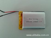 Синий Taiyang полимерный аккумулятор аккумуляторная батарея 803448 1400 мАч кпк