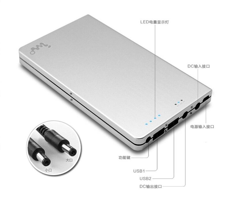 Зарядное устройство IWO P28S 5600mAh USB iPhone iPod iPad зарядное устройство 5600mah usb powerbank f 5600mah