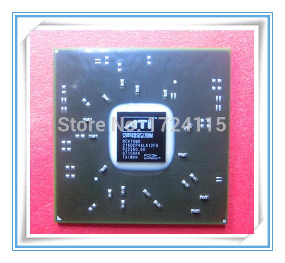 Free Shipping 216DCP4ALA12FG ATI 200M RC410MD ATI Radeon Xpress 200M 216DCP4ALA12FG BGA IC Chipset Brand New(China (Mainland))