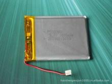 Производители питания mp5. игровые приставки литий-полимерная батарея 505060