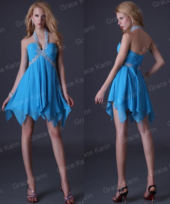 Коктейльное платье Grace Karin 2015 CL3472 вечернее платье grace karin 2015 vestido 75 mermaid evening dresses