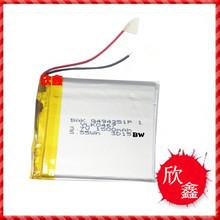 3.7 В литий-полимерная батарея 494251 1500 мАч 504050 504250 навигатор маленькие колонки