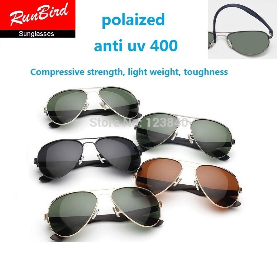 2015 Polarized 3523 luxury brand men/women aviator clubmaster sports sunglasses stainless steel leg gafas oculos masculino sg056(China (Mainland))