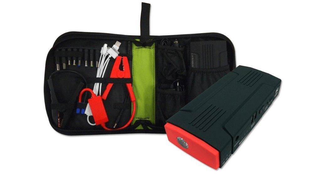 Super function Car Emergency Start 2015 Portable Power Jump Starter 16800mah Mobile Phone Laptop External Rechargeable Battery(China (Mainland))