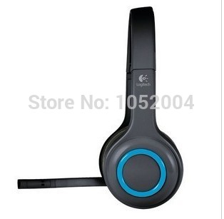 Wireless Headset Headphones Logitech H600 Gaming Headset Earphones 2 4G Wireless Earphones Foldable Dota 2 Consumer