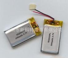 Литий-полимерная батарея 052035 300 мАч 3.7 В литий-полимерный аккумулятор