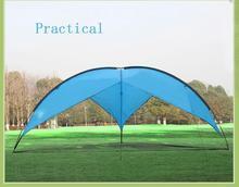 Outdoor Awning Tent Gazebo Beach Tent Pergola Folding Garden Fishing Tent Big Sun Shelter 480*480*200cm