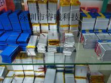 3.7 В литий-полимерная батарея 293450 303450 033450 500 мАч MP4 PSP электронных книг