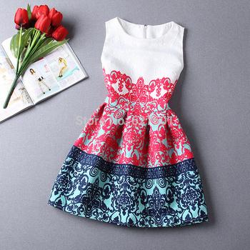 Горячая распродажа 2015 новый Desigual мода сексуальная европейский стиль бабочка печать ну вечеринку платья лето винтажное платье платья свободного покроя платье