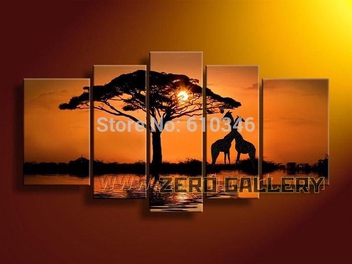wohnzimmerwand günstig:Online Kaufen Großhandel zebra oil painting canvas aus China zebra