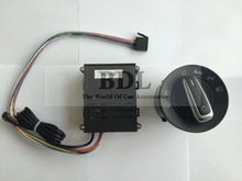 For Volkswagen VW Amarok Auto Headlight Light Sensor And Switch With Instruction(China (Mainland))