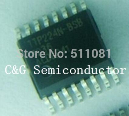 Интегральная микросхема 50 TTP224 TTP224/bsb TTP224n/bsb SSOP16 100pcs ttp224 bsb ttp224 ssop16