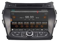 Car DVD GPS Navigation Radio Navi for Hyundai Santa Fe 2013 2014 ix45 2013 2015  / OBD 3G wifi DVR / Mirror Link support
