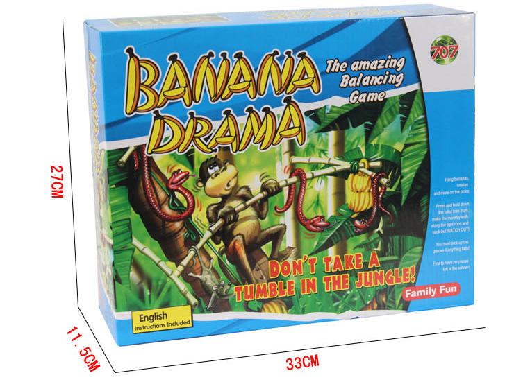 Monkey Banana Game Banana Drama Game For 1 4