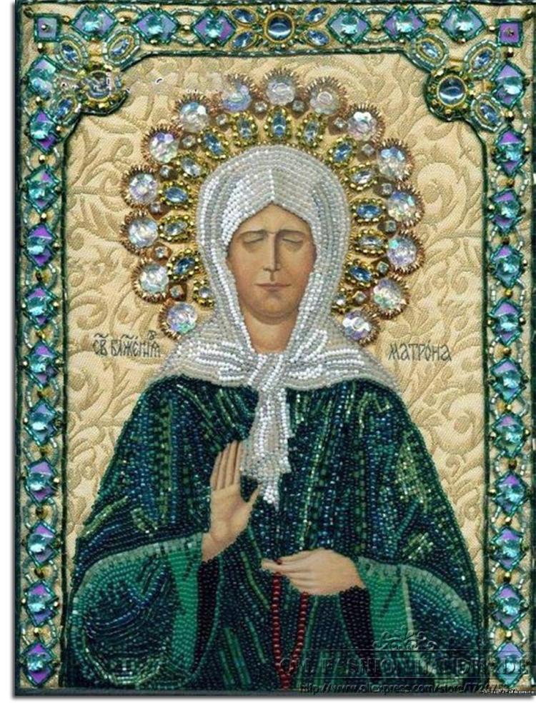 Woman Praying Painting Diamond Praying Icon Woman