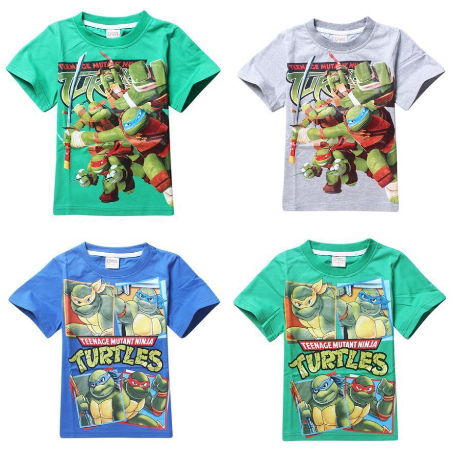 Summer Clothes Cartoon Cartoon Children Clothing