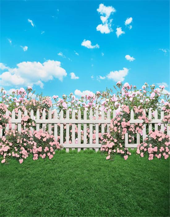 Amazoncom white picket fence