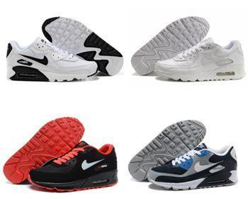 Couro grátis frete homme instrutores das sapatilhas dos homens do homem shoes hombre tamanho máximo de 45 90 cor uomo zapatillas sportswear(China (Mainland))