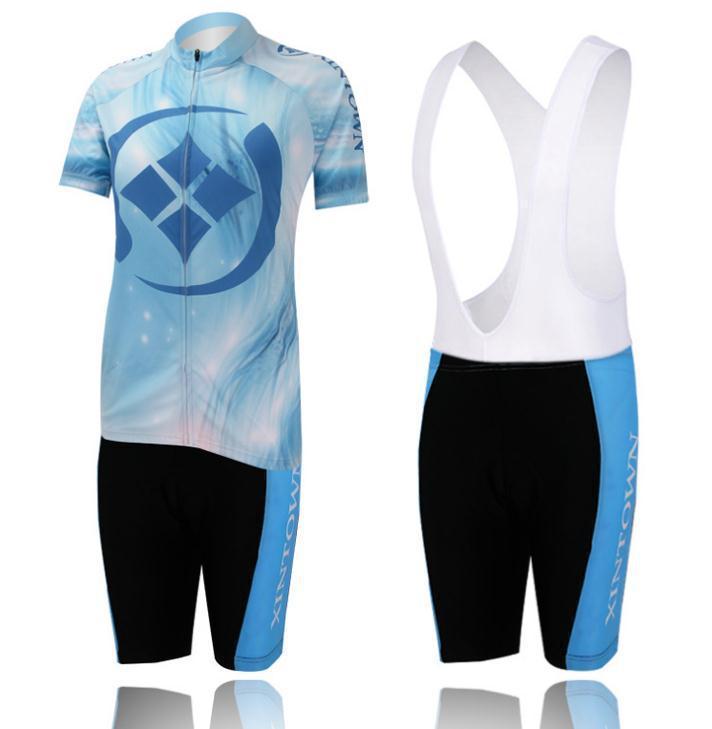 2015 novo gotas de mulheres com mangas curtas ciclismo desgaste fêmea verão a umidade do ar absorção roupas secas velocidade transpiração(China (Mainland))