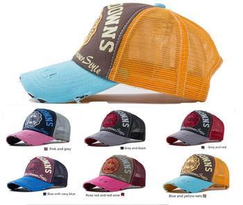 2015 лето бейсболки для женщин мужчины открытый Snapback досуг спорт шляпа мода