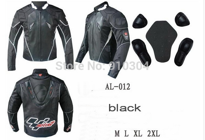 2015 Oxford professional MOTO racing motorcycle Jackets with hump motorbike jacket with black bue red color and size M L XL XXL(China (Mainland))