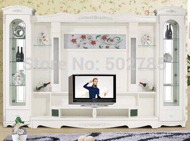 온라인 구매 도매 앤틱 화이트 TV 스탠드 중국에서 앤틱 화이트 TV ...