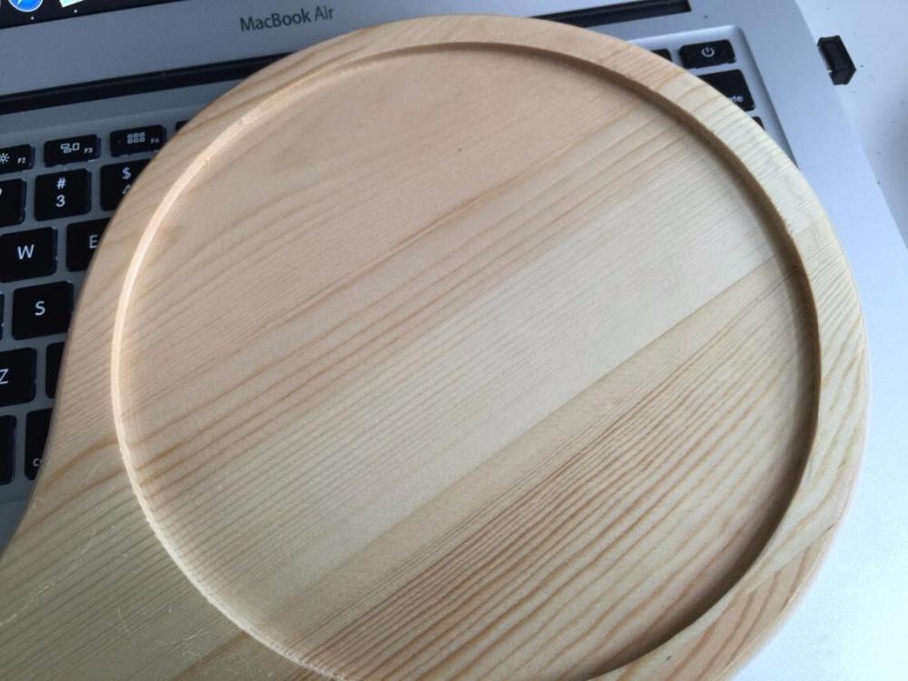 "20pcs 13"" pizza pan/ pizza pine wood plates 6"" to 13""(China (Mainland))"