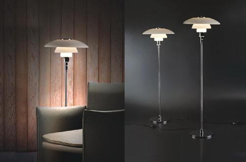 European modern minimalist lighting creative bedroom floor lamp floor lamp white living room lamps genuine study(China (Mainland))
