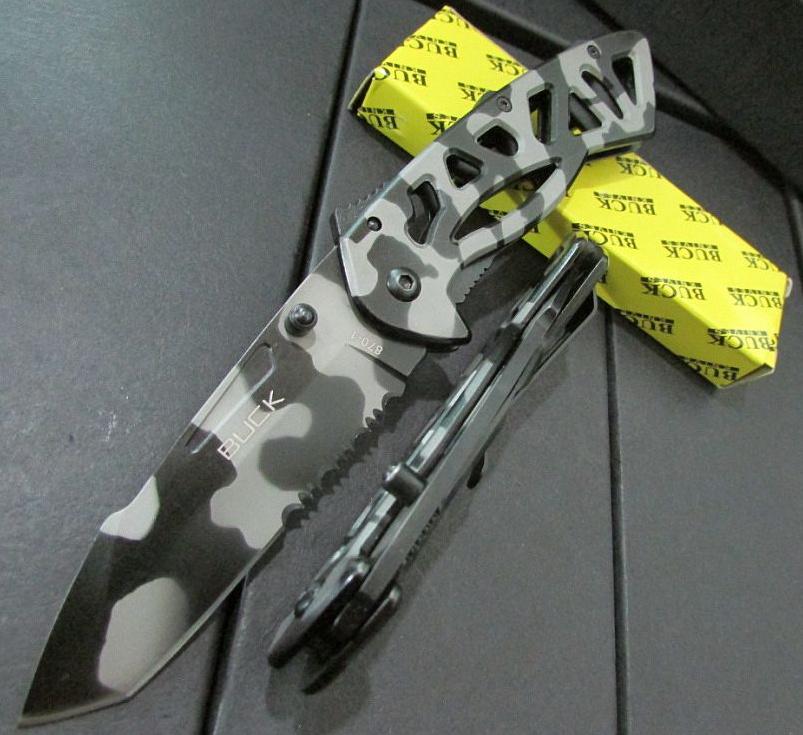 Knife 870 BUCK knife xp knife