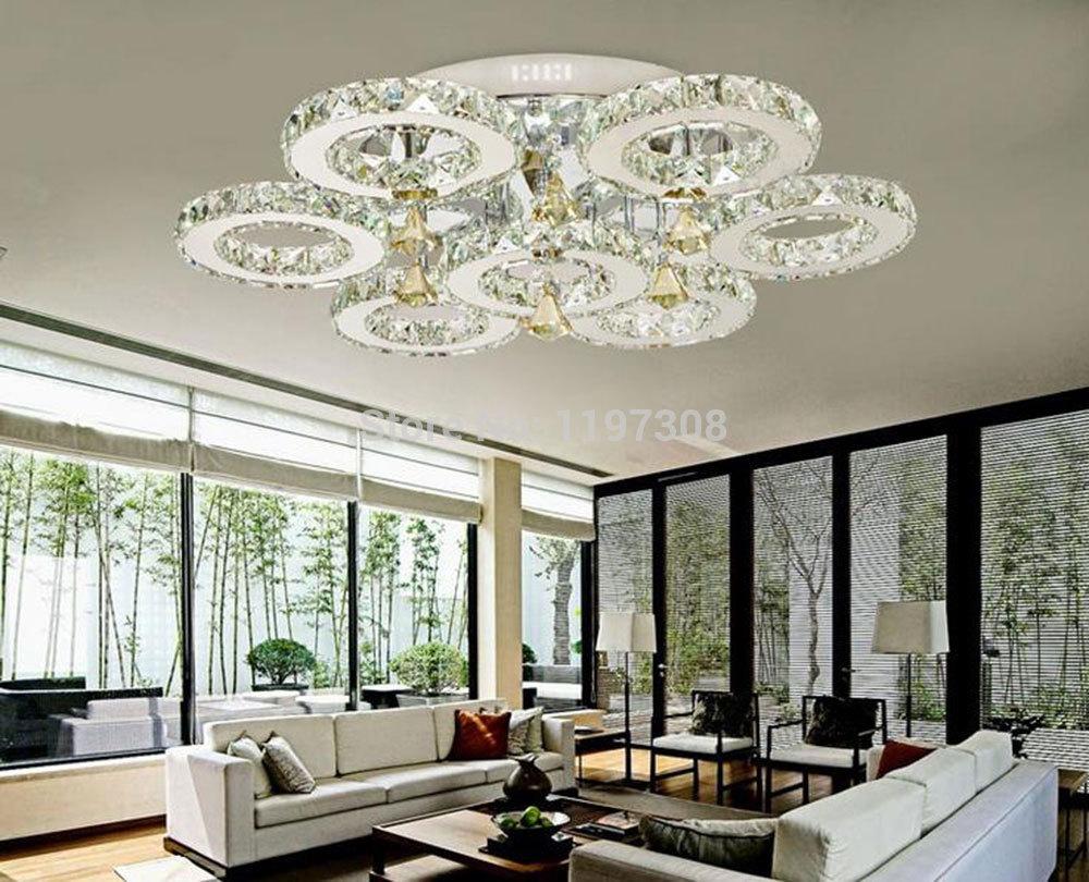 Online kopen Wholesale plafond kroonluchter uit China plafond ...