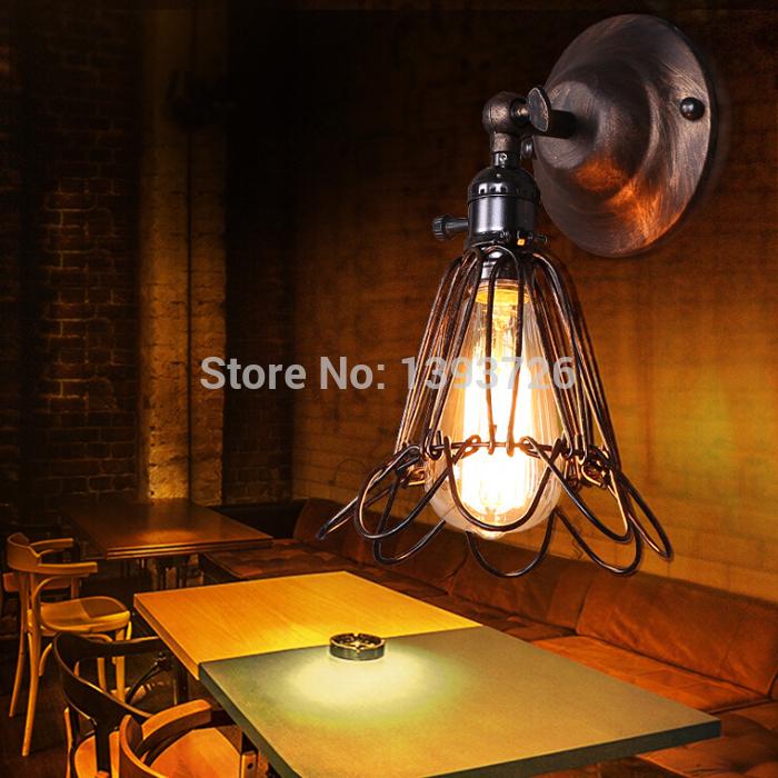 Online kopen wholesale wandlampen antiek uit china wandlampen antiek groothandel - Nachtclub decoratie ...
