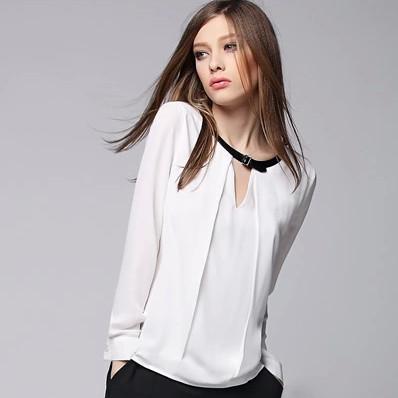 Женские блузки и Рубашки camisa blusas femininas 2015