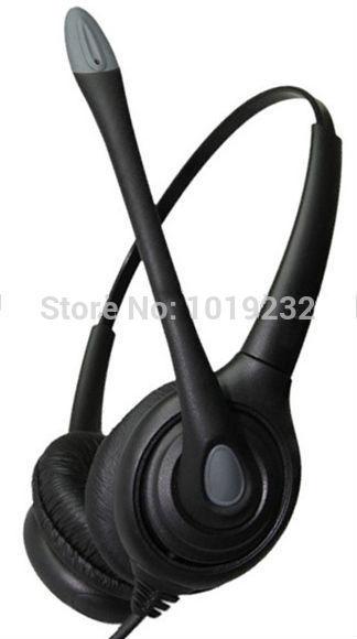 Telephone Headset with RJ09/RJ11 plug Headphones for Cisco Telephone 7965 7940 7970 7971 8961 8965 6911 6912 6921 6965 M11 M12(China (Mainland))