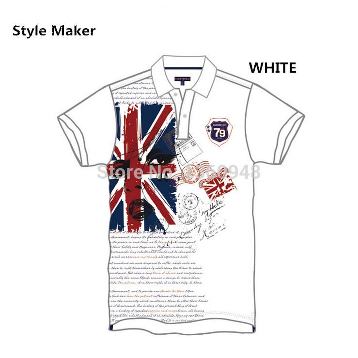POLO Brand Strange New Embroidery 100% Cotton Men Sports Jerseys Golf Tennis, Fashion Height Quality Repair Man Short Sleeves(China (Mainland))