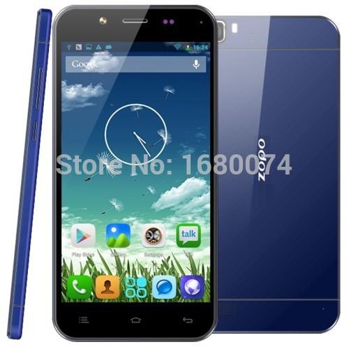 Free gift original zopo zp1000s quad core MT6582 1G ram 32G rom 5.0 inch HD ips screen 8MP camera 3G samrt phone(China (Mainland))