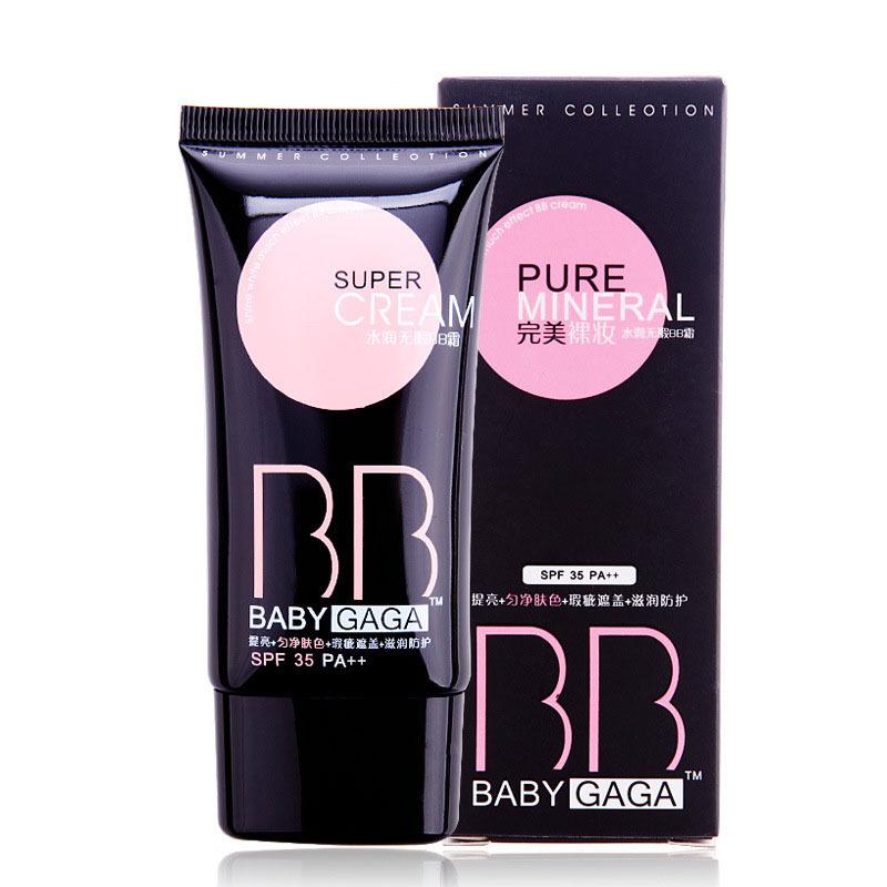 BABY GAGA Hydra flawless flawless nude makeup BB Cream BB Cream BB cream factory direct wholesale(China (Mainland))