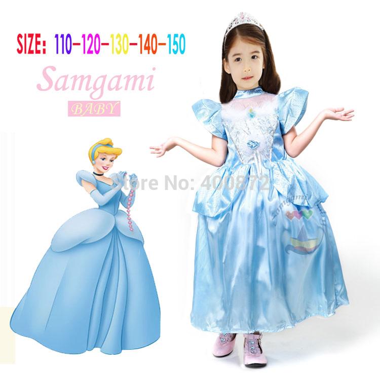 Princess Sofia Blue Dress Sofia Princess Party Dress
